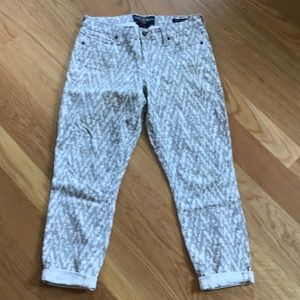 Lucky Brand Sofia Capri 6 / 28 Little Temple